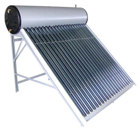 Солнечные водонагреватели для дачного дома