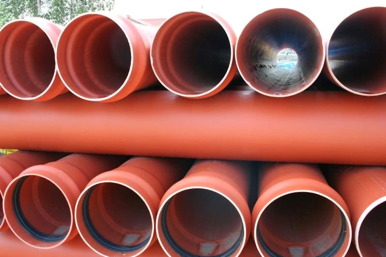 Материалы для канализационных систем