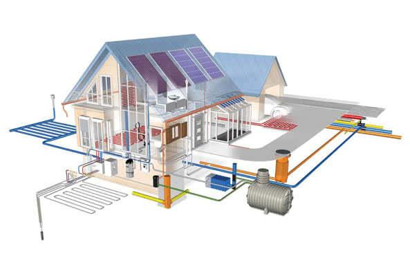 Системы водоснабжения и канализации зданий