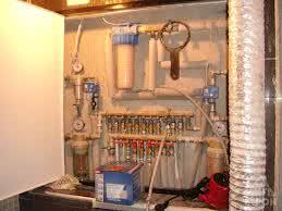 Водоснабжение и отопление загородного дома