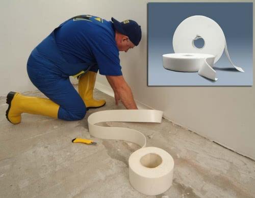 Подготовка к заливке пола бетоном