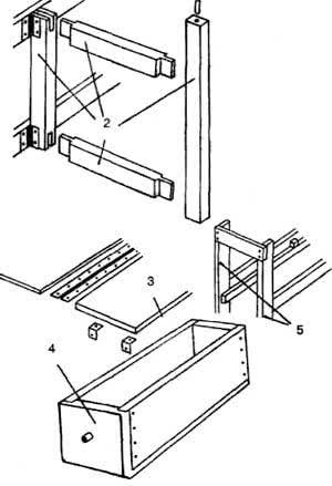 Технология изготовления стола-книжки