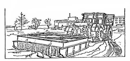 Рис. 2.62. Локализатор взрыва передвижной