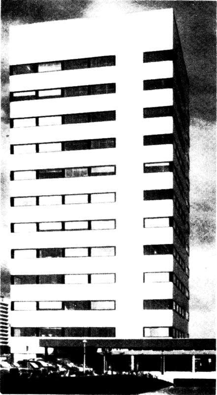 Внешний вид здания