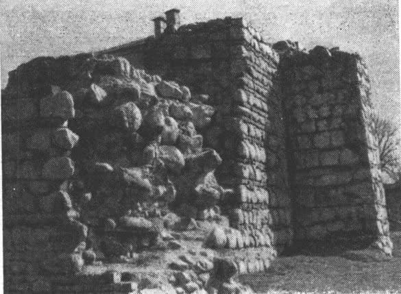 Стена замка Витовта