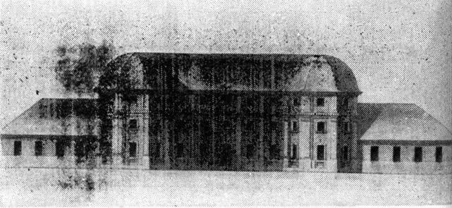 Бывшее здание медицинской школы
