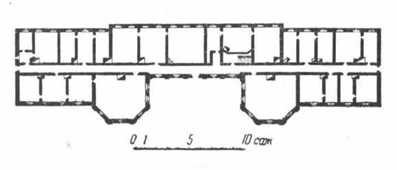 План здания медицинской школы