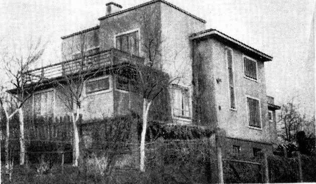 Жилой дом на Цеглянной улице
