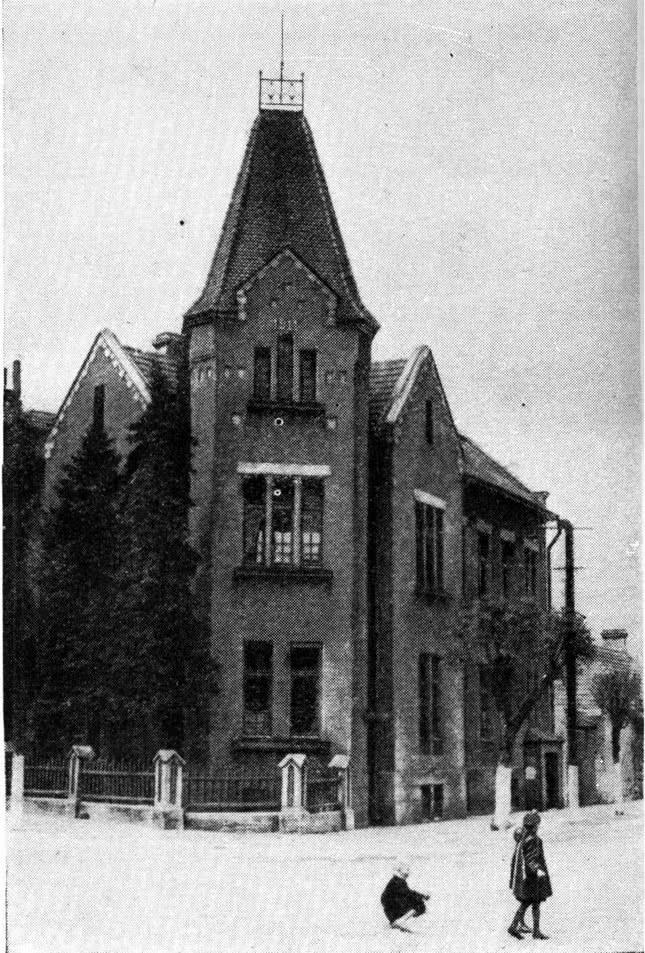 Бывший дом Тальгейма