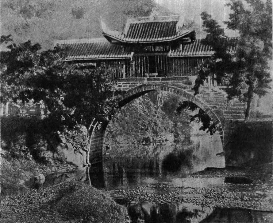 81. Мост-храм Чун-Кинг