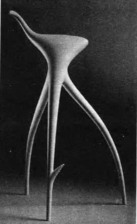 Табурет барный. Ф. Старк, 1990