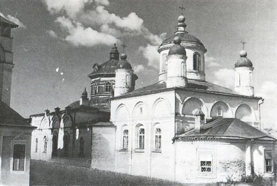 Собор Иоанна Устюжского. Вид с юго-восточной стороны