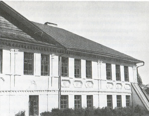Михайло-Архангельский монастырь. Братские кельи