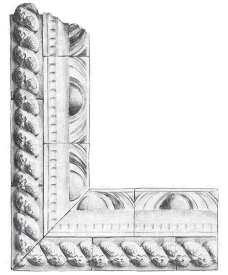 Изразцовые наличники собора Иоанна Устюжского