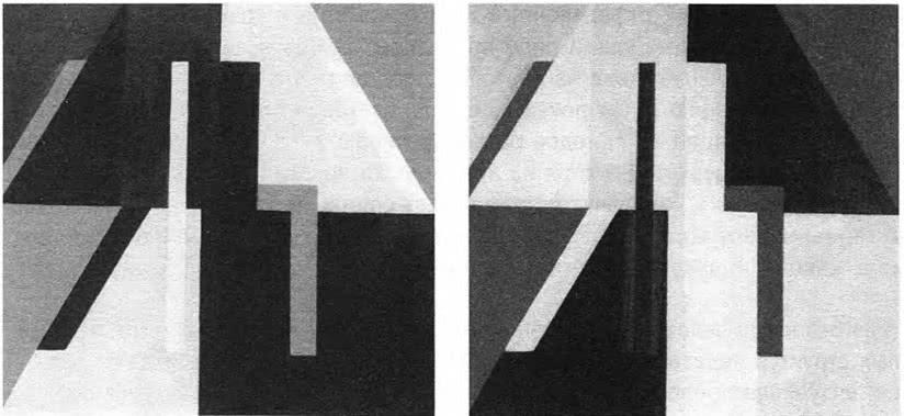 Анализ работы О. Хайека и композиция в маске мастера