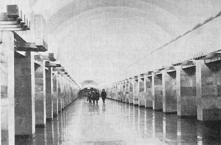 Станция «Гражданский проспект»