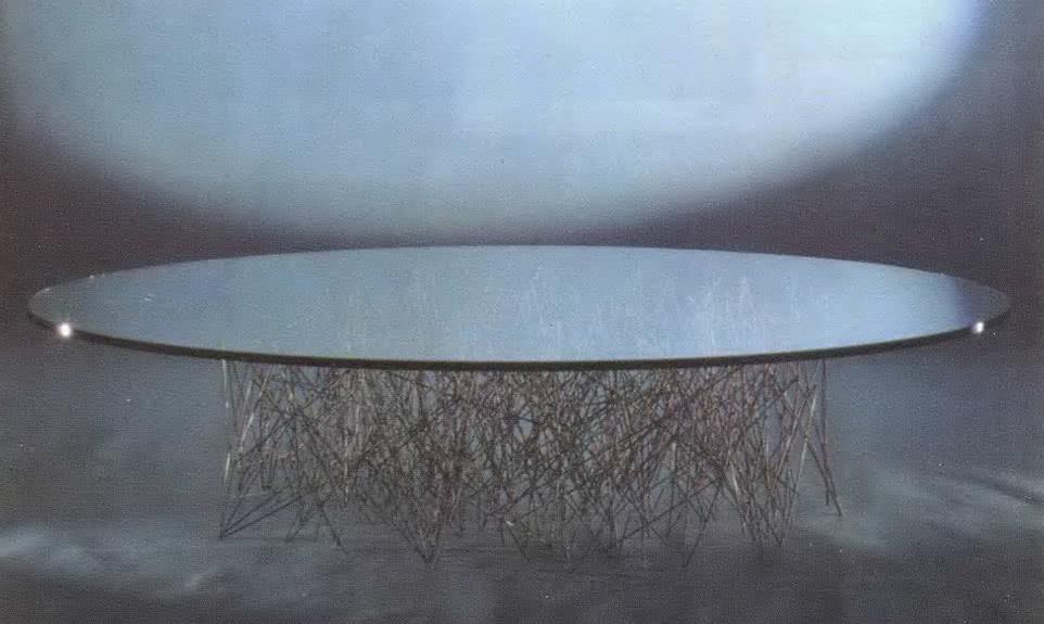 Атсуши Китагавара, стол «Goldberg», 1988