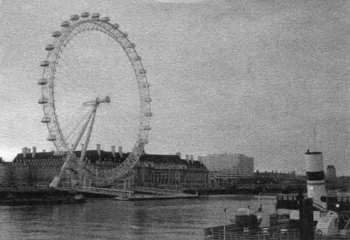 Колесо обозрения Лондонский глаз, 1993—2000