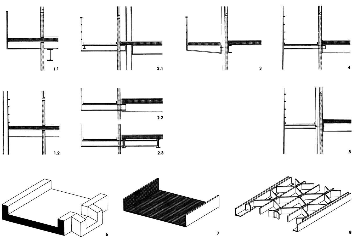 Рисунки 1-8.