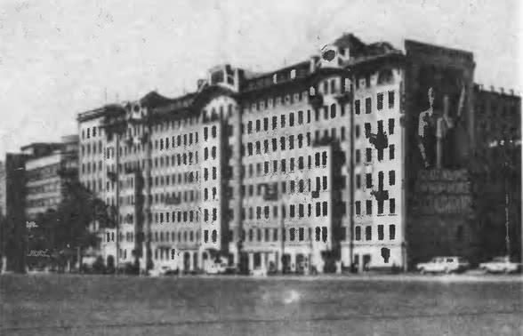 Дом на Садовой-Спасской, 19. Архитектор Л. Шишковский, 1904