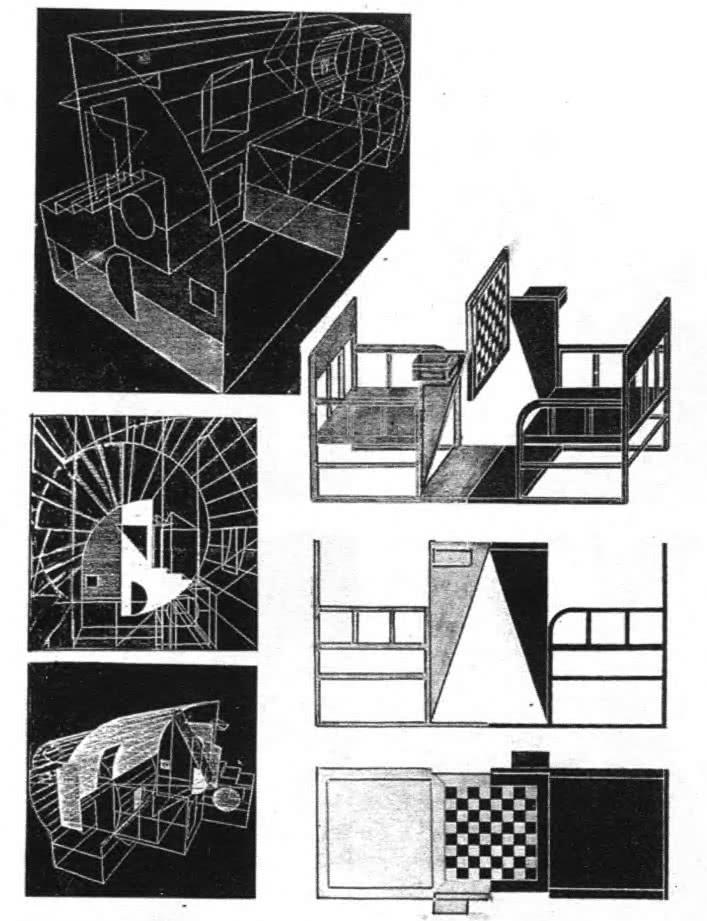 Машинные и ручные способы представления проектного материала