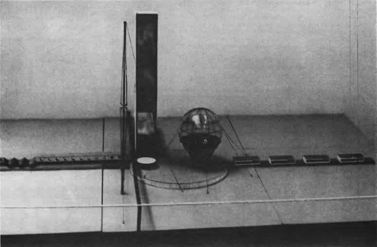 Проект Института В. И. Ленина в Москве. Архитектор И. Леонидов, 1927