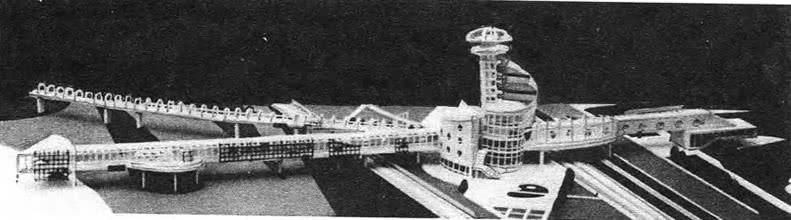 Диплом А. Приклонской Пешеходный мост Люблино—Печатники