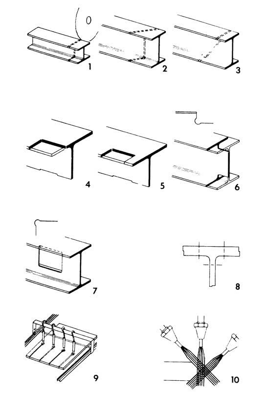 Изготовление элементов конструкций