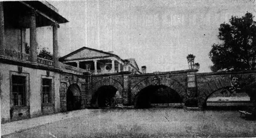 279. Пандус Камерона, 1785—1793 гг.