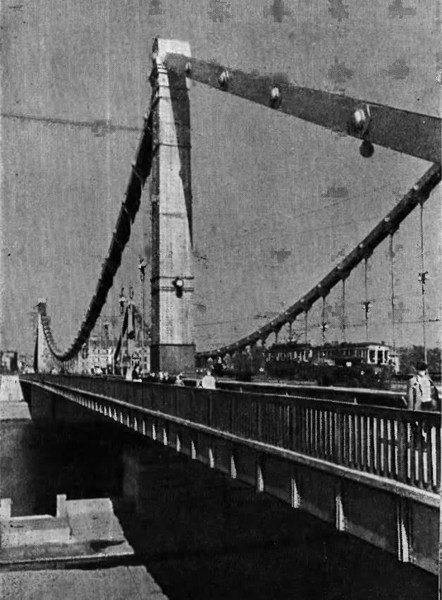 457. Крымский мост. Перспектива