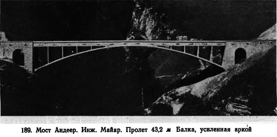 189. Мост Андеер. Инж. Майар