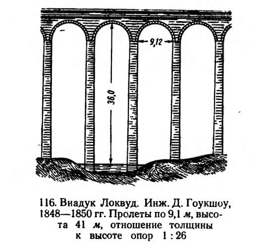 116. Виадук Локвуд. Инж. Д. Гоукшоу
