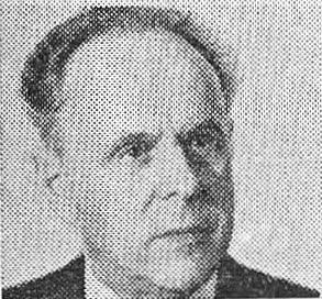 В. Я. Цодиков, инженер, заслуженный строитель РСФСР