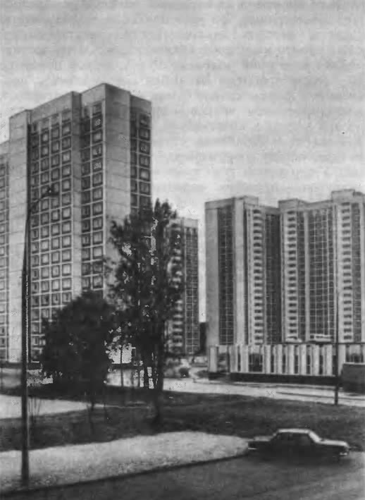 Жилой комплекс Воронцово