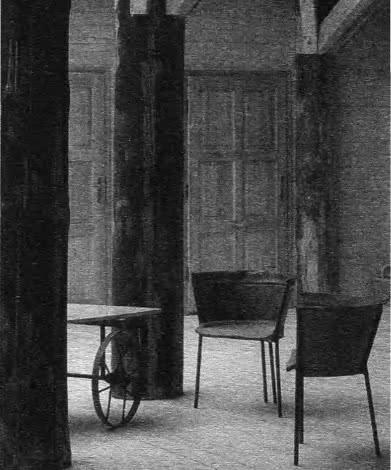 Отель в Юберлинген Натурата. И. Маковец, Германия, 1992