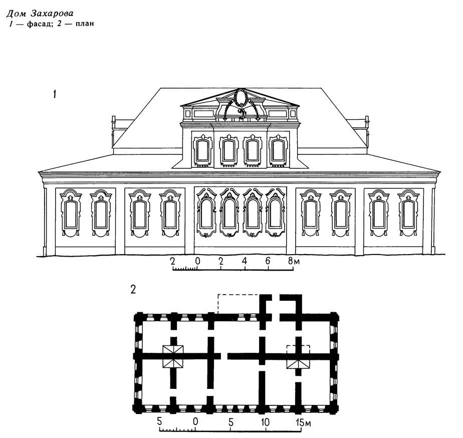 Дом Захарова
