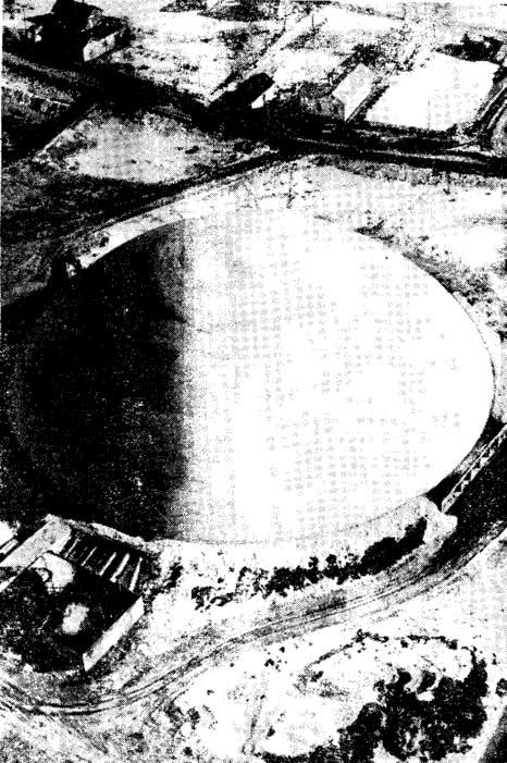 Рис. 13. Покрытие хоккейного поля в Форсса