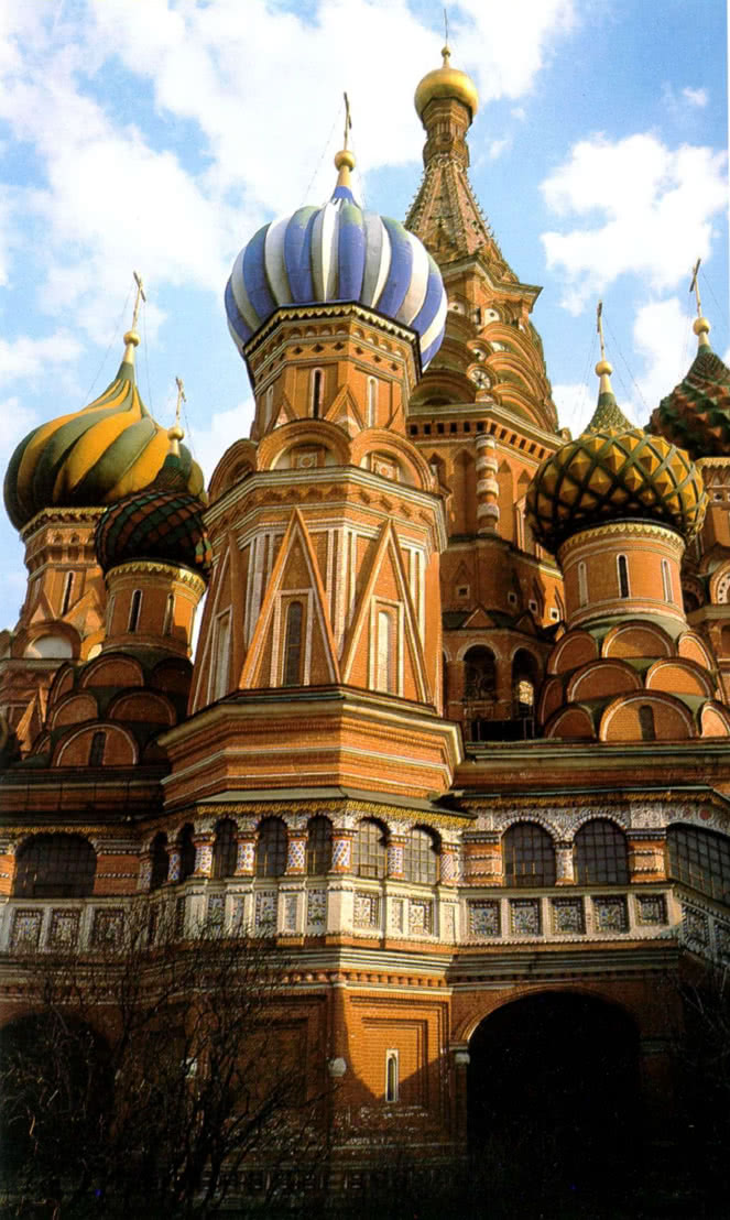 Северный фасад Покровского собора