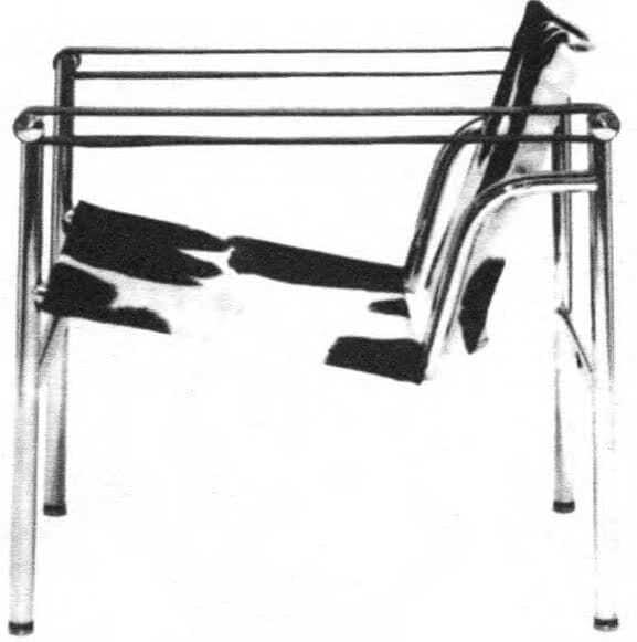 Кресло. Ле Корбюзье, 1929