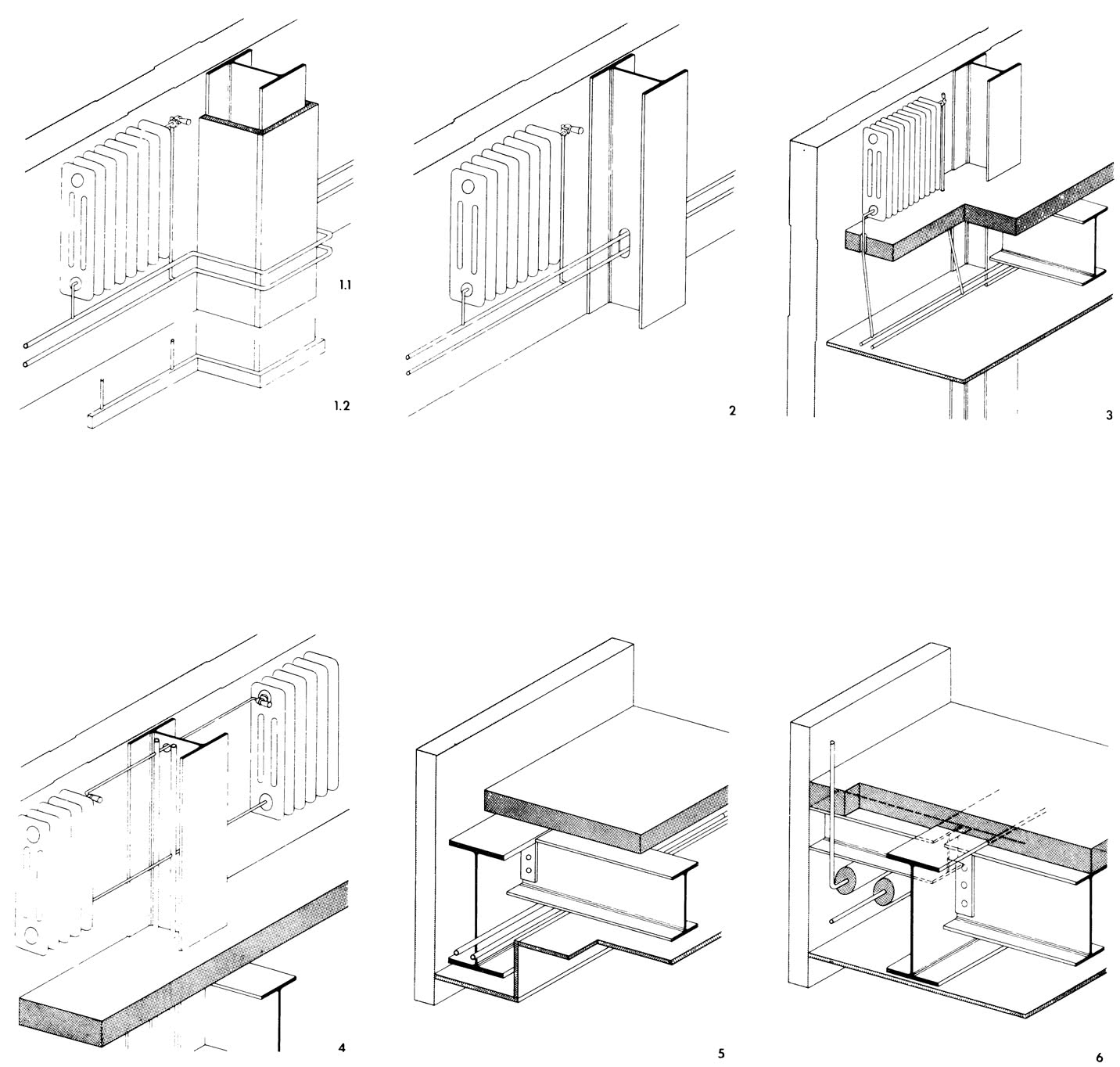 Рисунки 1-6.
