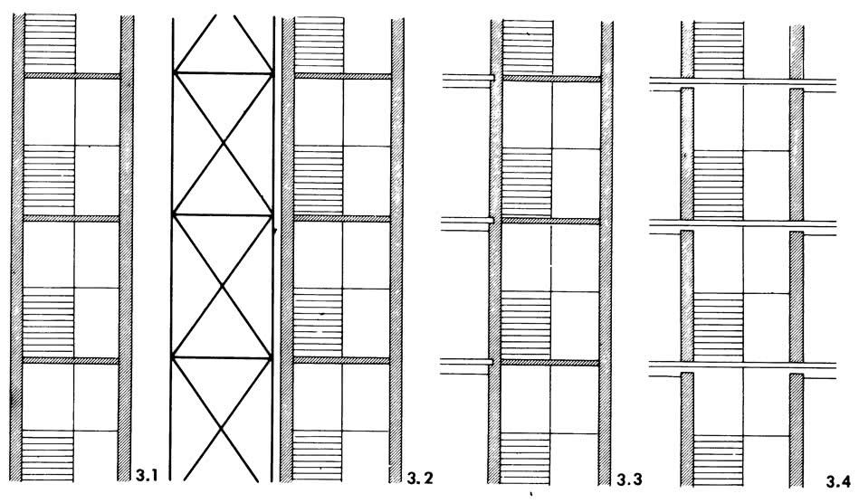Рисунок 3. Лестничные клетки