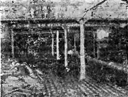 Рис. 4.15. Разрушенный сырой подвал («СИКА Контректс Лимитед»)