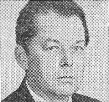 В. Н. Соловьев, инженер