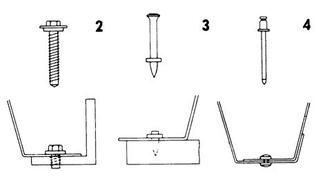 Рисунки 2-4. Соединения