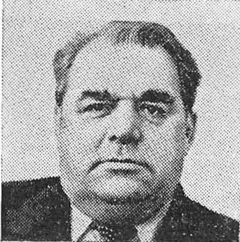 П. В. Семенов, управляющий трестом Ташметрострой