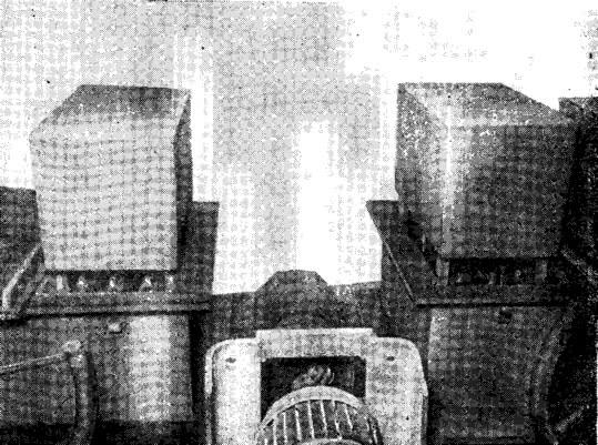 Рис. 7. Отформованные стеновые блоки