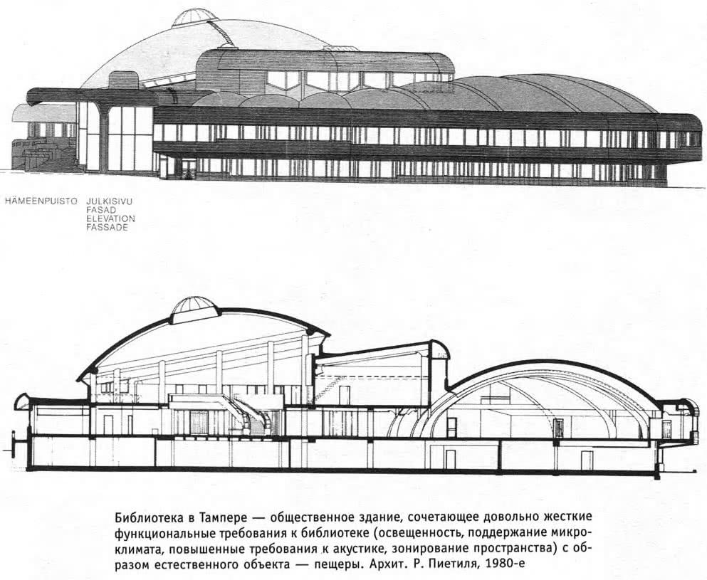 Библиотека в Тампере