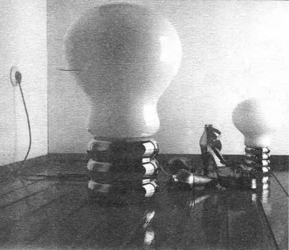 Светильники. И. Мауер, Германия, 1970