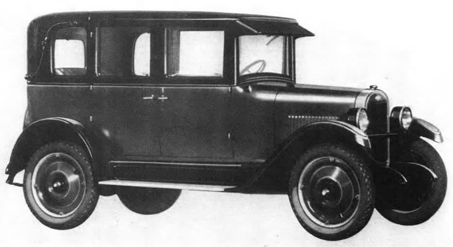 Шевроле, Дженерал Моторс, 1926