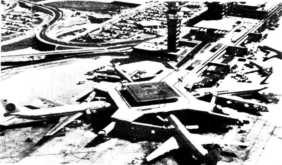Внешний вид здания аэровокзала